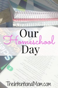 Our Homeschool Day