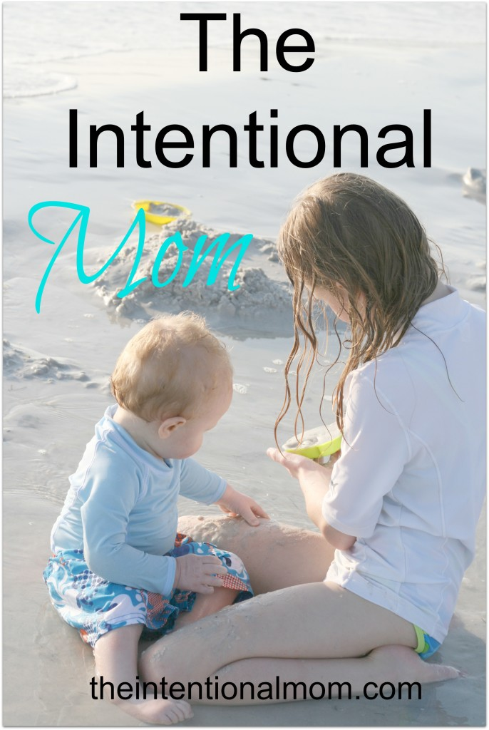 the intentional mom post
