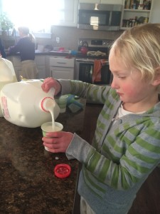 Being an Intentional Mom