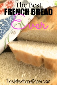 Recipe: The Best French Bread Ever!