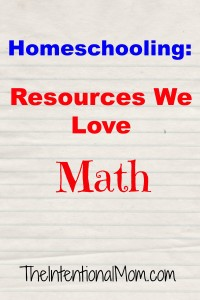 Curriculum We Love – Math