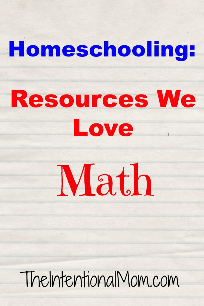 homeschooling math