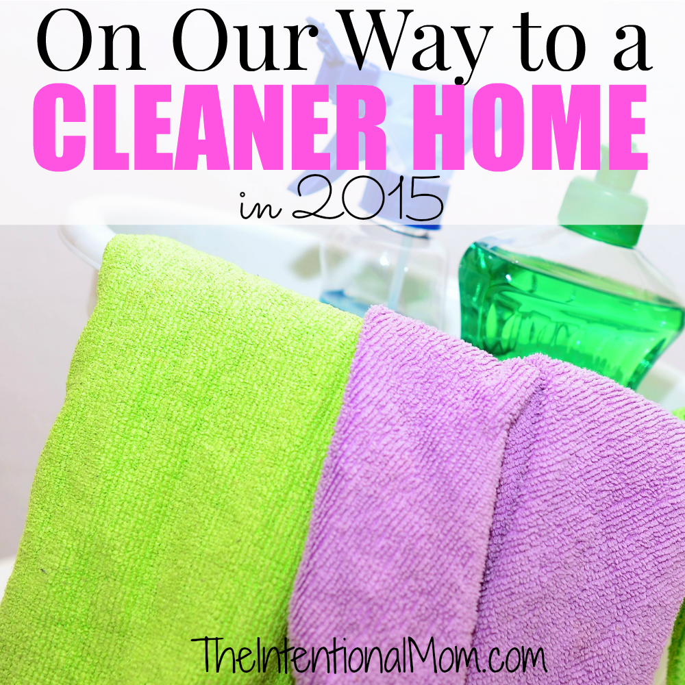 cleaner home