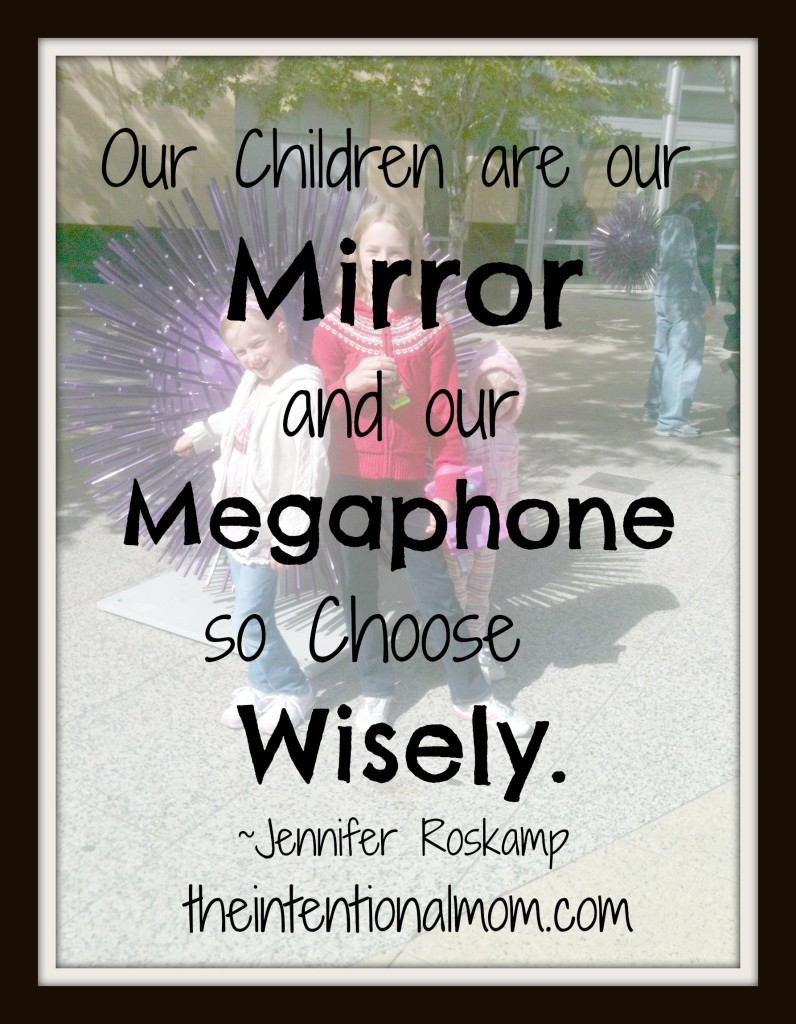 our children are our mirror x2