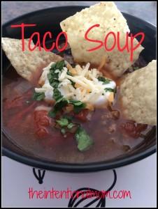Recipe: Taco Soup