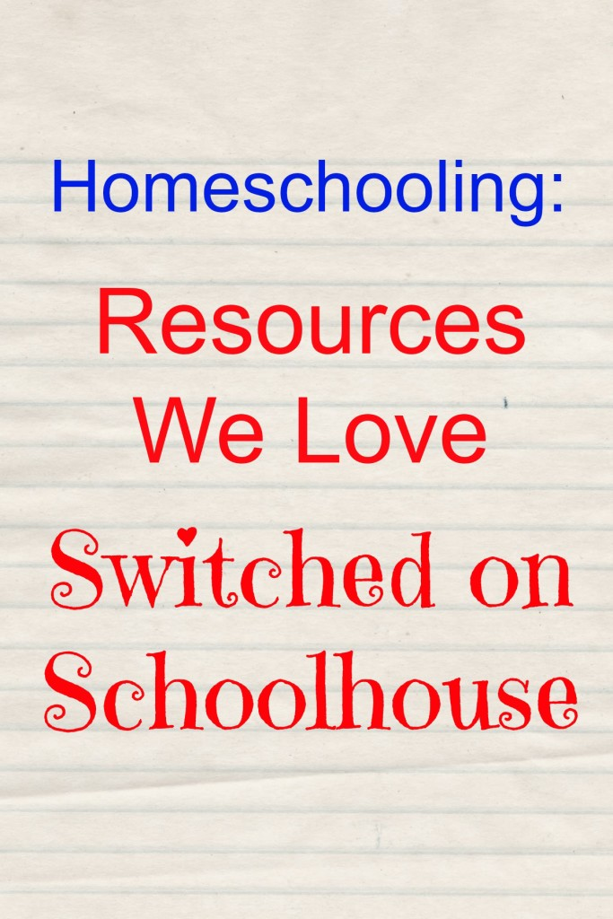 switched on schoolhouse