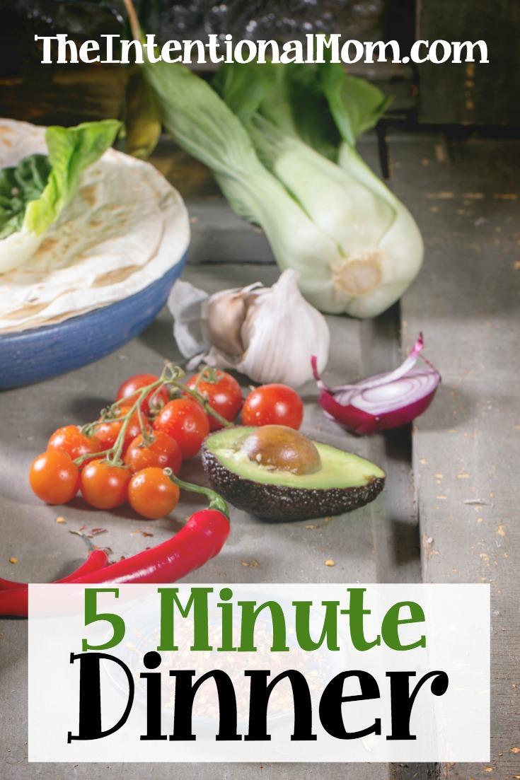5-minute-dinner