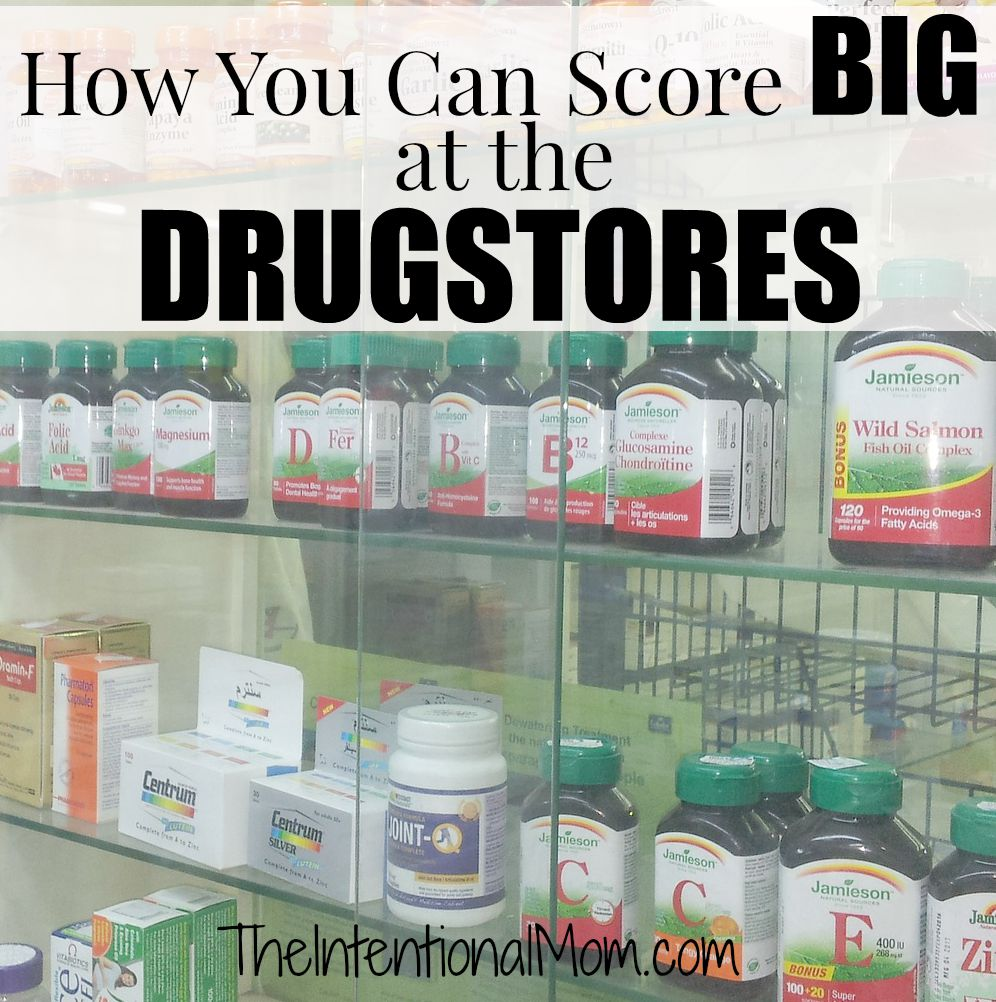 how you can save at the drugstores