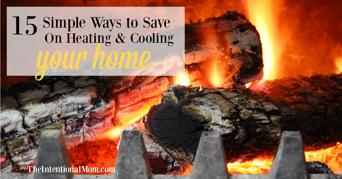 15 simple ways to save on heating and cooling your home. Black Bedroom Furniture Sets. Home Design Ideas