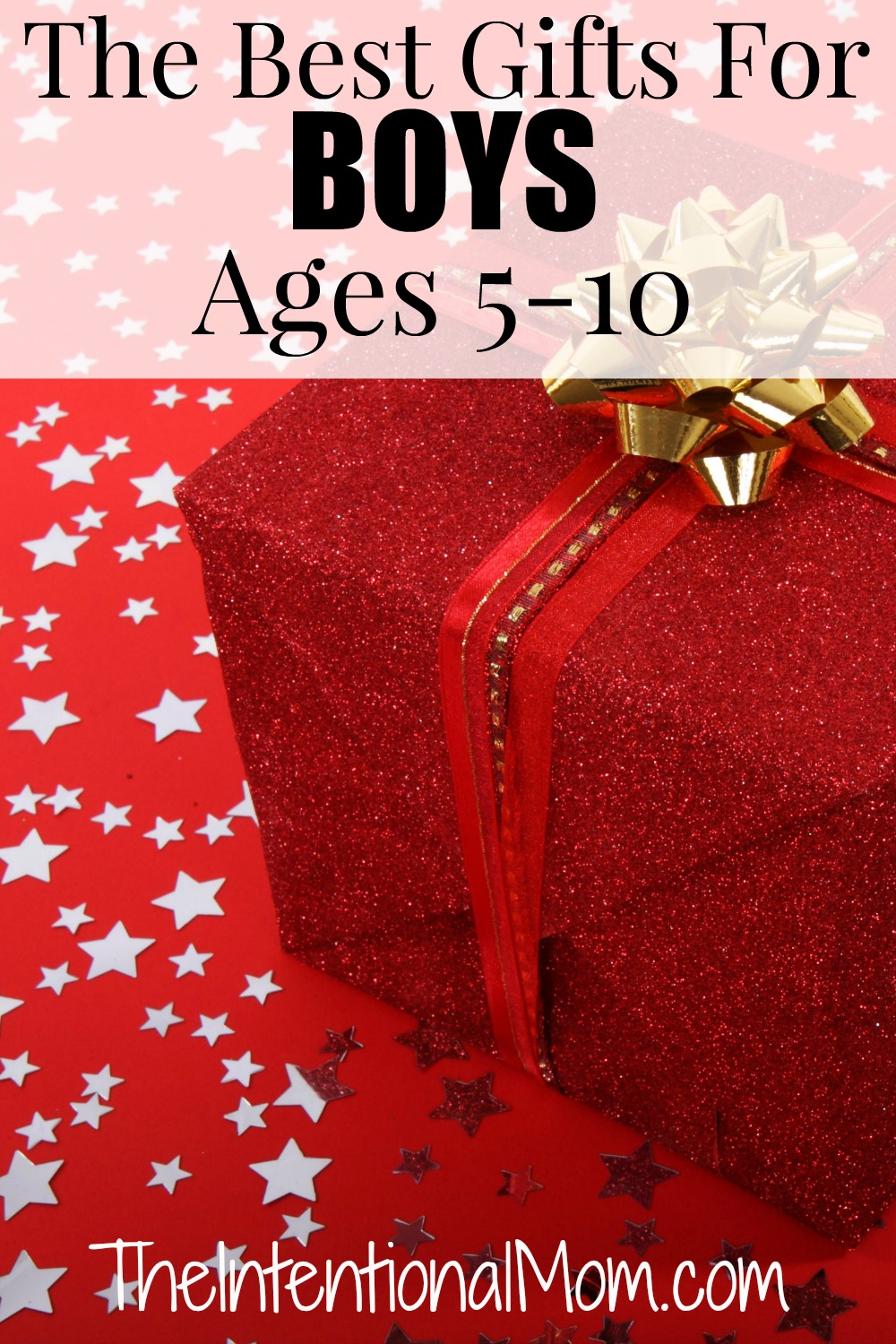 gifts for boys 5-10