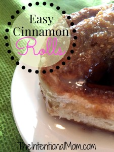 Recipe: Cinnamon Rolls