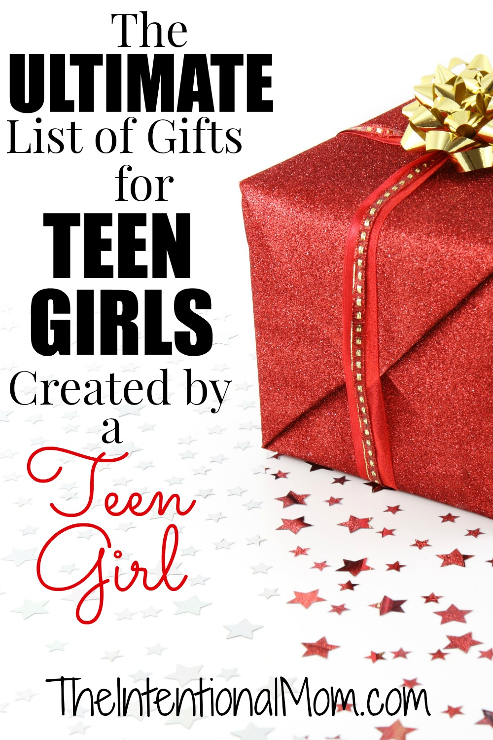 The Ultimate List Of Gifts For Teen Girls The