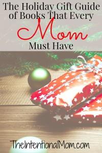 gift guide mom books