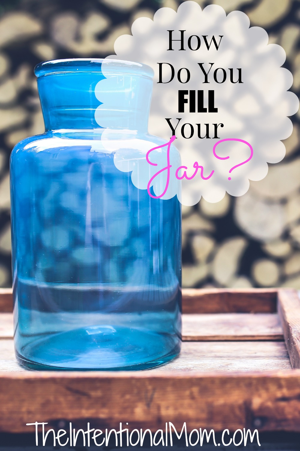 fill your jar