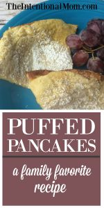 Puffed Pancakes: A Family Favorite Recipe