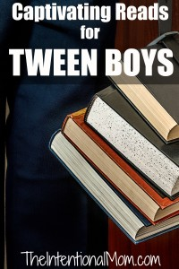 Captivating Reads For Tween Boys