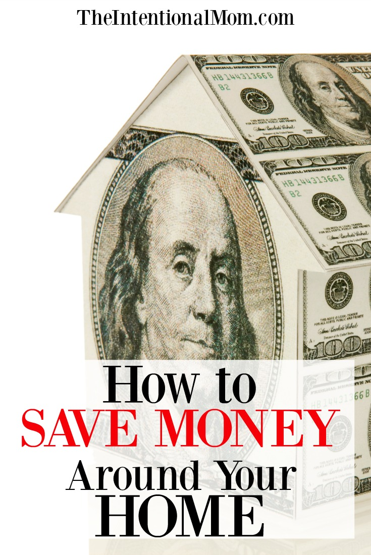 How to save money around the home roselawnlutheran for What is the best way to save for a house