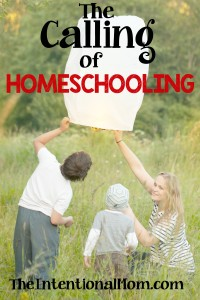 The Calling of Homeschooling