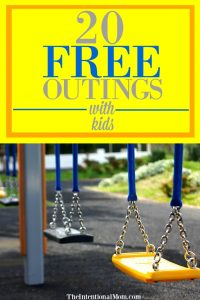 20 Free Outings With Kids