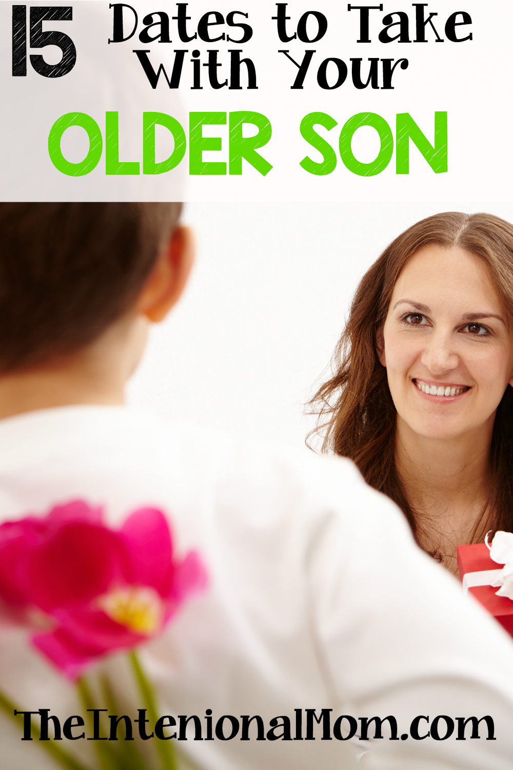 15 dates to take with your older son