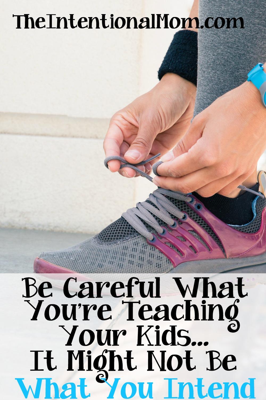 teaching your kids