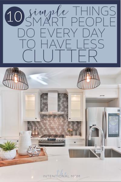 clutter help