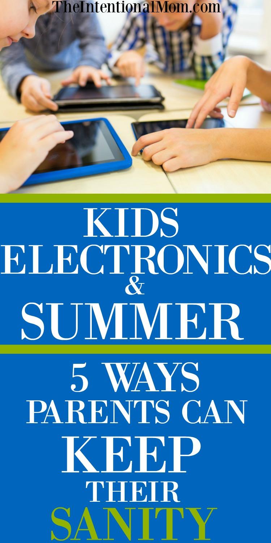 kids electronics