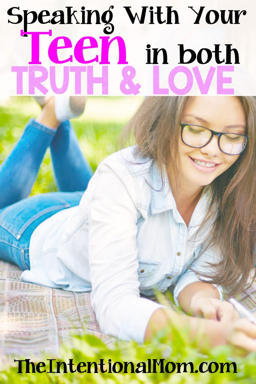Speak About Teen Truth 97