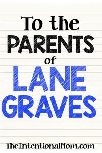 lane graves