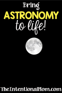 Bring Astronomy to Life!!!