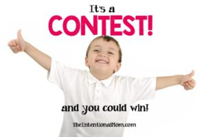 It's a Contest – and YOU Can Win! ENDS TONIGHT!!!!