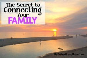 The Secret to Connecting Your Family