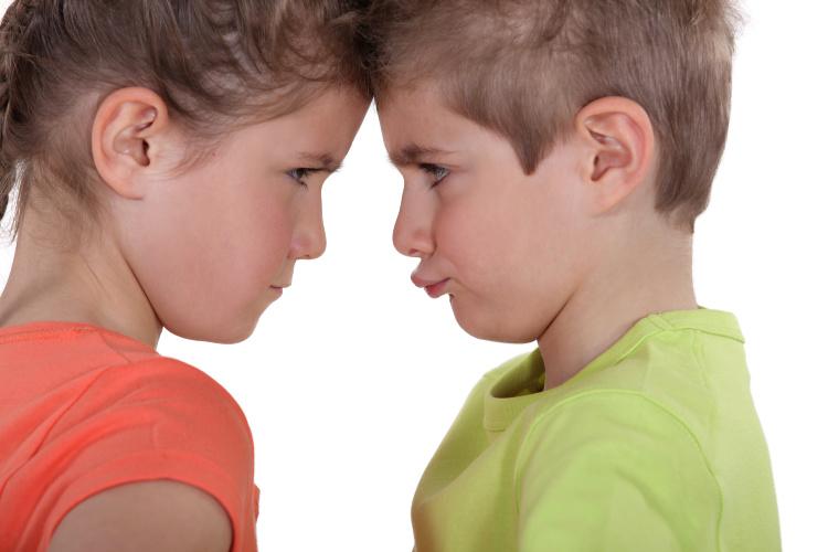 stop sibling arguing