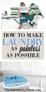 How to Make Laundry as Painless as Possible: 9 Laundry Hacks