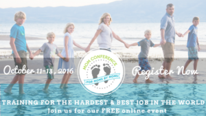 The Mom Conference Starts In 1 Week! Refresh, Learn, Grow