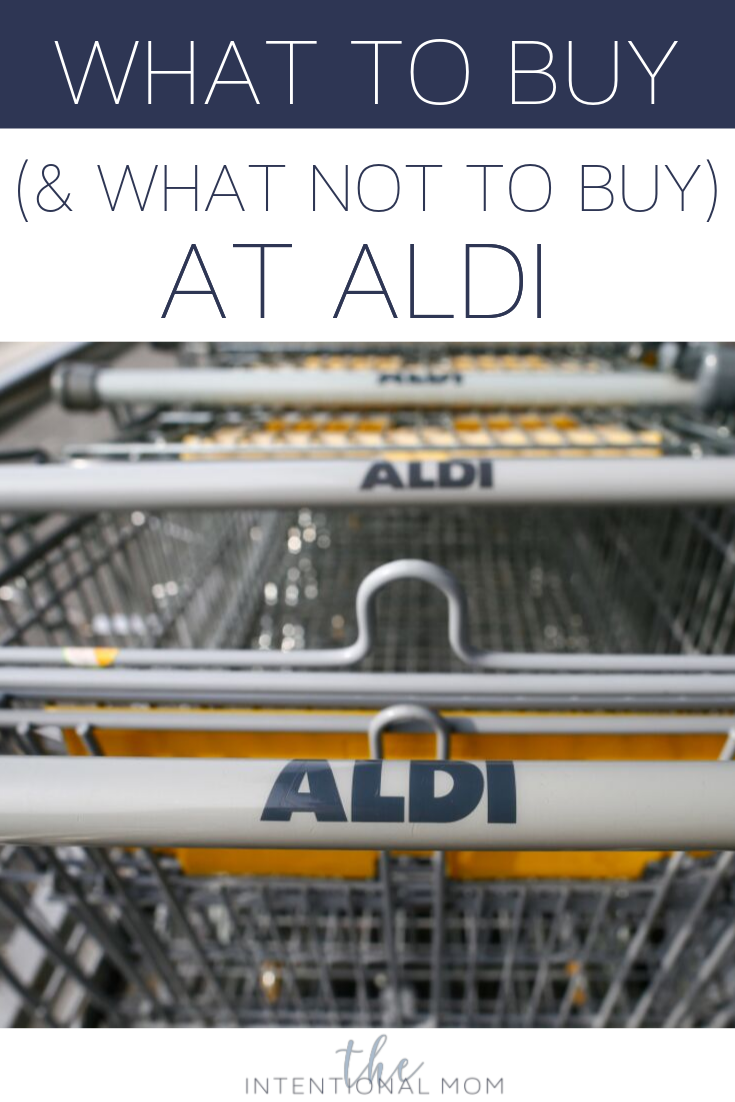smart things to buy at aldi