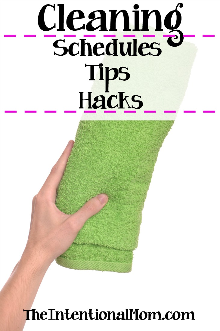 cleaning-schedules-tips-hacks
