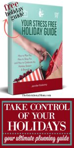 Take Control of Your Holidays (Once & For All)