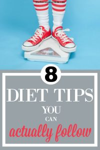 8 Diet Tips You Can Actually Follow (with free email challenge!)
