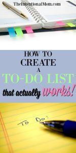 How to Create a To-Do List That Actually Works
