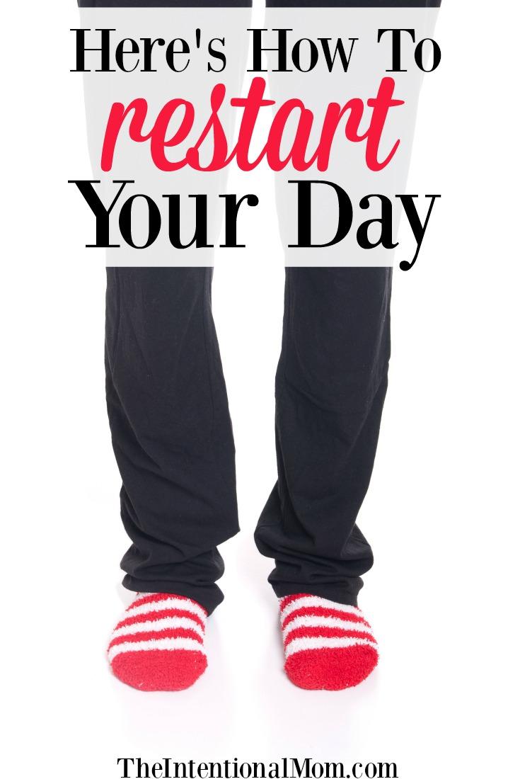 restart your day