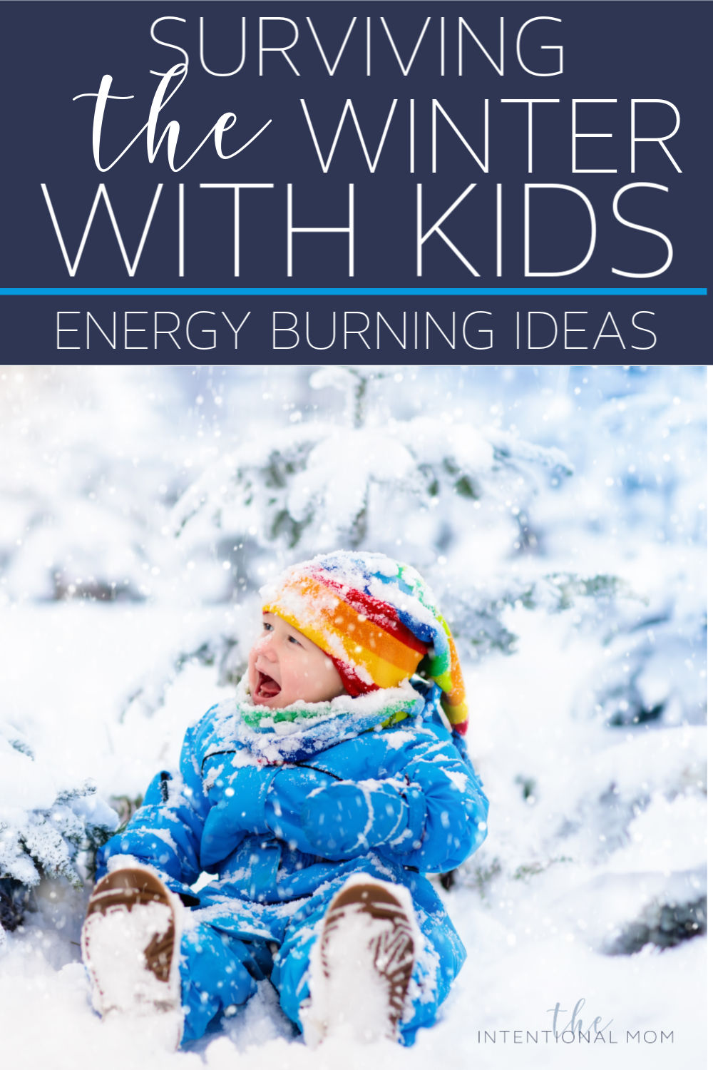 surviving the winter with kids