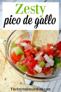 Zesty Pico de Gallo