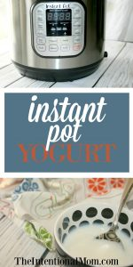 Instant Pot Yogurt: Easy, Frugal & Delicious!