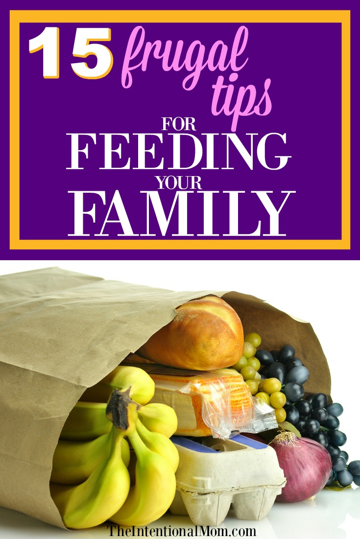 frugal family meals