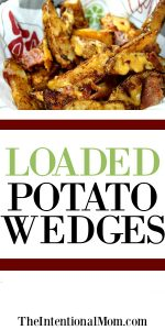 Loaded Potato Wedges (Without the Restaurant Price Tag!)