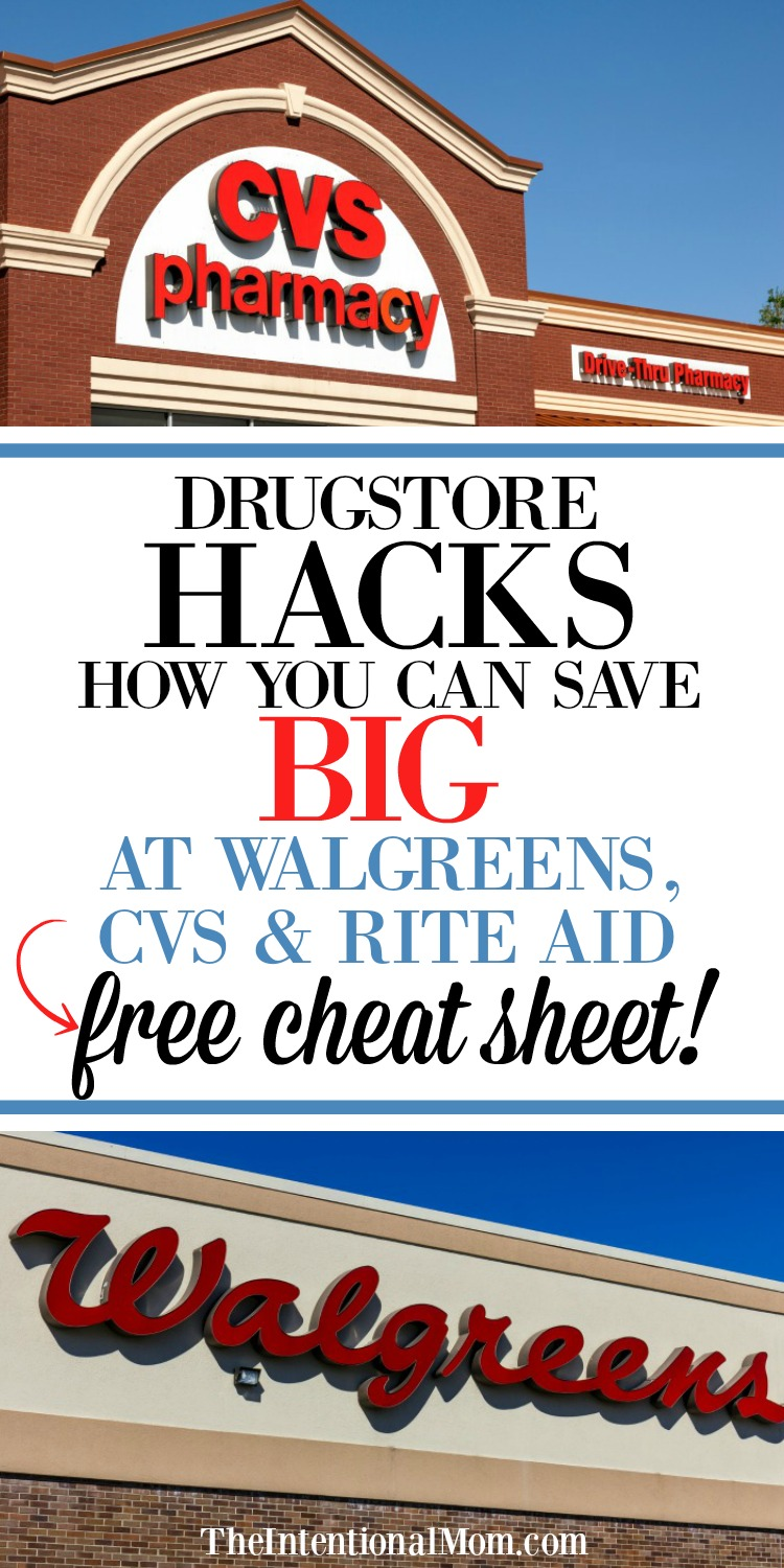 drugstore hacks