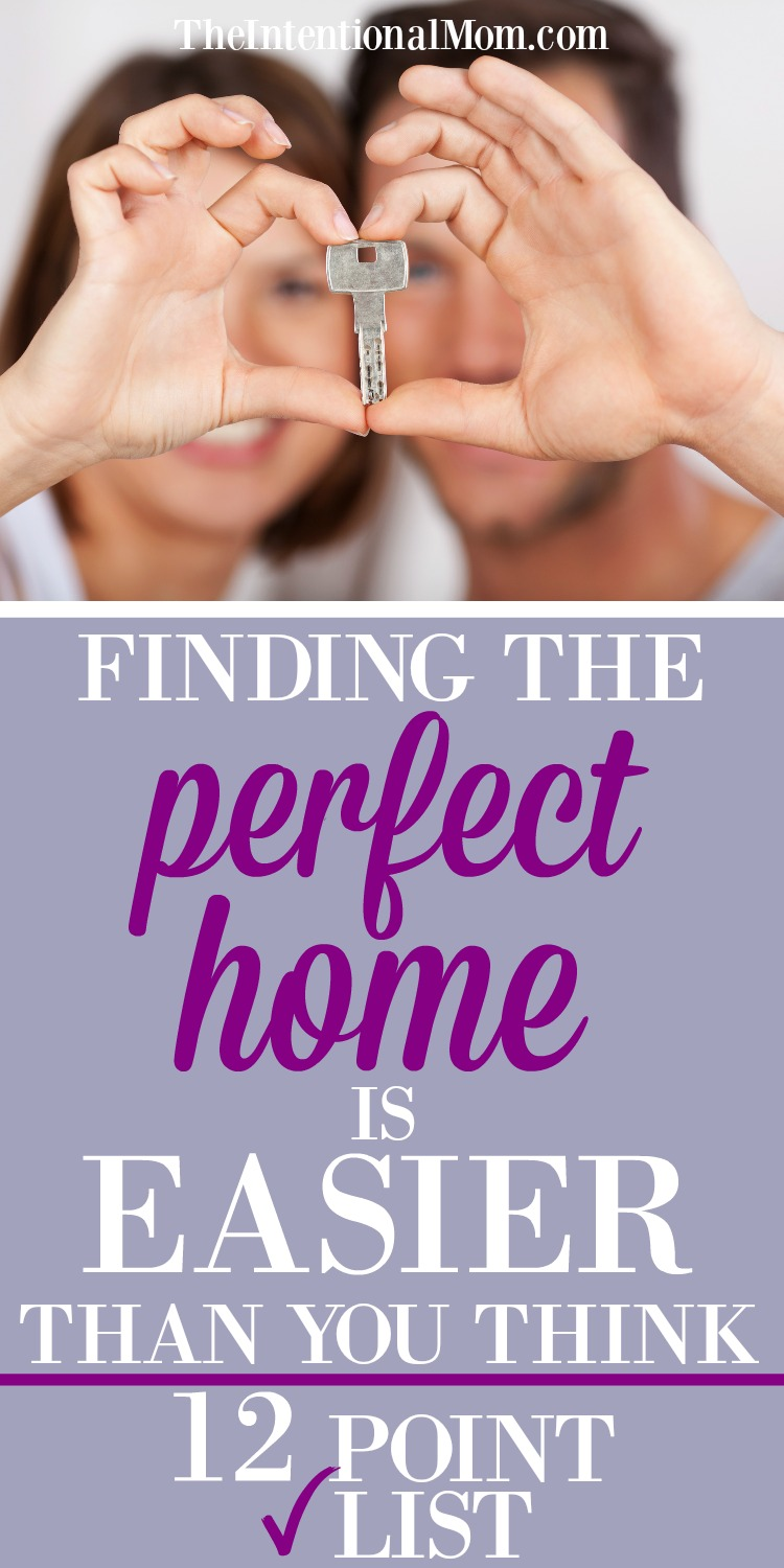 Finding the perfect home is easier than you think 12 for Find the perfect house