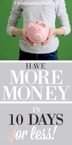 have more money