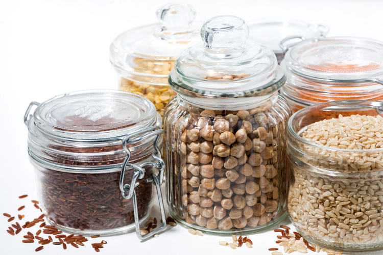 pantry staples inventory